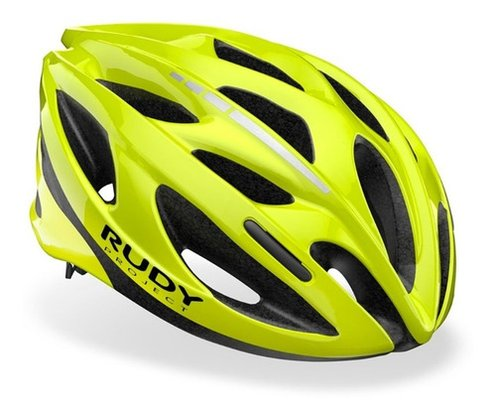 Capacete Zumy Yellow Fluo Shiny